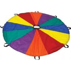 Deluxe Parachute - 12' Diameter (12 Handles)